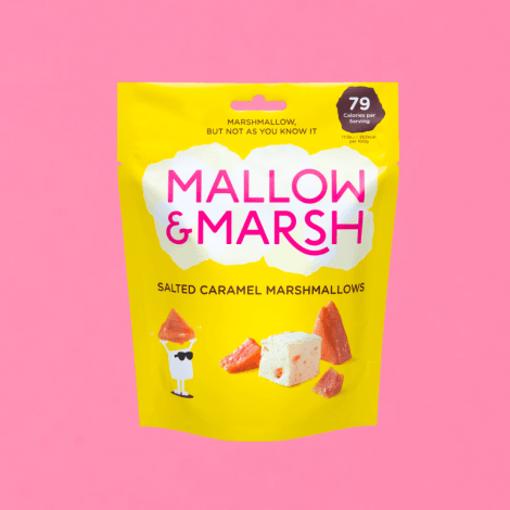 Salted Caramel Marshmallow Pouch